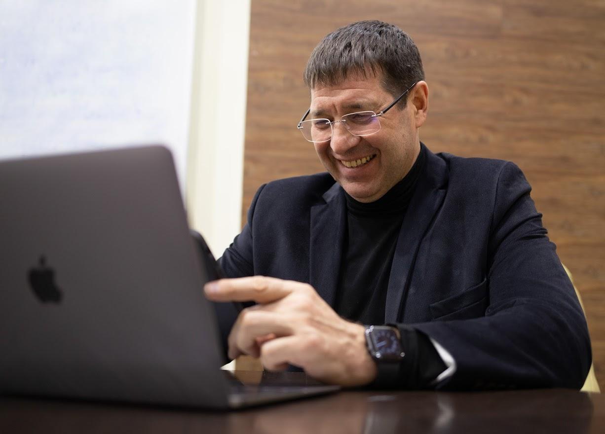 Борис Князев / Фото: Анна Меньшикова