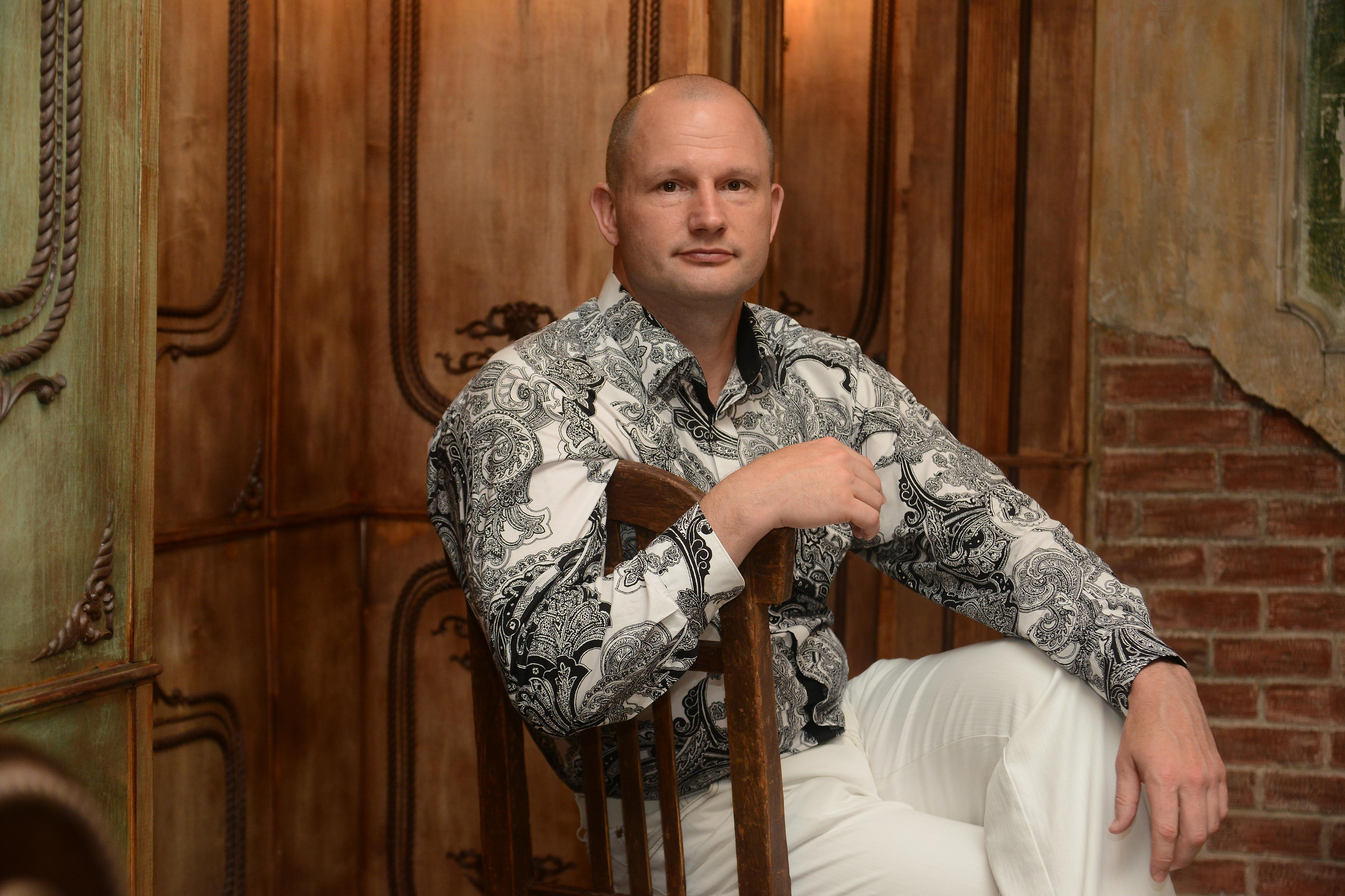 Гильгенберг Олег Александрович
